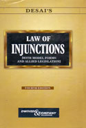 Law of Injunctions With Model Forms and Allied Legislation
