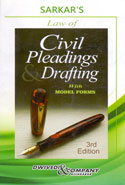 Law of Civil Pleadings and Drafting With Model Forms