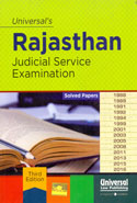 Rajasthan Judicial Service Examination Solved Papers
