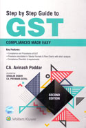 Step by Step Guide to GST Compliances Made Easy