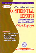 Handbook on Confidential Reports Annual Performance Assessment Reports of Government Employees