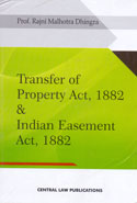 Transfer of Property Act 1882 and Indian Easement Act 1882