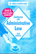 Lectures on Administrative Law Books | by Rega Surya Rao