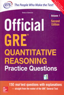 Official GRE Quantitative Reasoning Practice Questions Volume 1