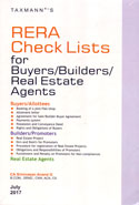 RERA Check Lists for Buyers Builders Real Estate Agents