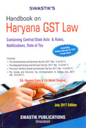 Handbook on Haryana GST Law