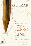 Footprints on Zero Line Writings on the Partition