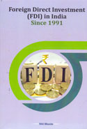 Foreign Direct Investment FDI In India Since 1991