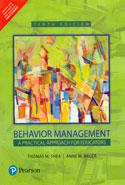 Bahavior Management a Practical Approach for Educators
