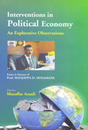 Interventions in Political Economy an Explorative Observations
