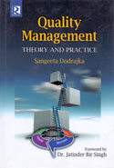 Quality Management Theory and Practice