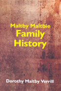 Maltby Maltbie Family History