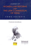 Journey of Women Law Reforms and the Law Commission of India Some Insights