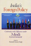 Indias Foreign Policy Continuity With Difference Under Modi Government