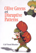 Olive Greens and Disruptive Patterns