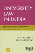 University Law In India