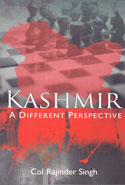 Kashmir A Different Perspective