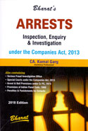 Arrests Inspection Enquiry and Investigation Under the Companies Act 2013