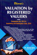 Valuation by Registered Valuers Under Companies Act 2013 and Insolvency and Bankruptcy Code 2016