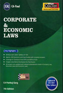 Corporate and Economic Laws for CA Final