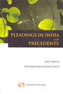 Pleadings In India With Precedents