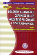 Compilation on Dearness Allowance Dearness Relief House Rent Allowance and Other Allowances as Per 7th Pay Commission Orders
