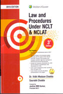 Law and Procedures Under NCLT and NCLAT
