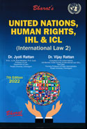 United Nations Human Rights IHL and ICL International Law 2