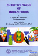 Nutritive Value of Indian Foods