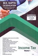 Income Tax Volume 1 For CA Intermediate IPC