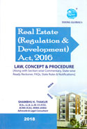 Real Estate Regulation and Development Act 2016 Law Concept and Procedure