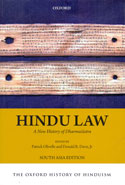 Hindu Law a New History of Dharmasastra