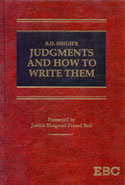 Judgments and How to Write Them
