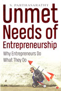 Unmet Needs of Entrepreneurship