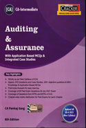 Auditing and Assurance for CA Intermediate Nov 2019 Exam New Syllabus