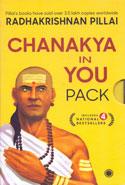 Chanakya In You Pack In 4 Vols