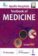 Apollo Hospitals Textbook of Medicine In 2 Volumes