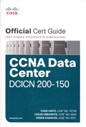 CCNA Data Center DCICN 200-150 Official Cert Guide