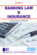Banking Law and Insurance Leading Cases and Materials
