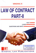 Law of Contract Part II