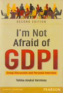 I Am Not Afraid of GDPI Group Discussion and Personal Interview