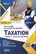 Taxation Module 1 Income Tax Useful for CA Inter CMA Inter and Other Specialised Studies Assessment Year 2018-2019