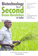 Biotechnology for a Second Green Revolution in India Socioeconomic Political and Public Policy Issues
