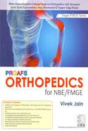 PROAFS Orthopedics For NBE FMGE Books | by Vivek Jain
