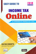 Easy Guide to Income Tax Online as Amended  by Finance Act 2018