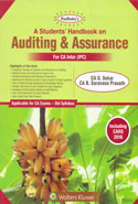 A Students Handbook on Auditing and Assurance for CA Inter IPC Old Syllabus