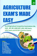 Agriculture Exams Made Easy for All Agricultural Competitive Examinations Like ICAR JRF SRF ASRB NET ARS IARI Exams UPSC Exams and All SAUs Entrance Exams