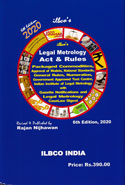 Legal Metrology Act and Rules