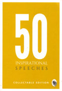 50 Inspirational Speeches
