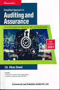 Simplified Approach to Auditing and Assurance for CA Intermediate November 2018 Exams and Onwards